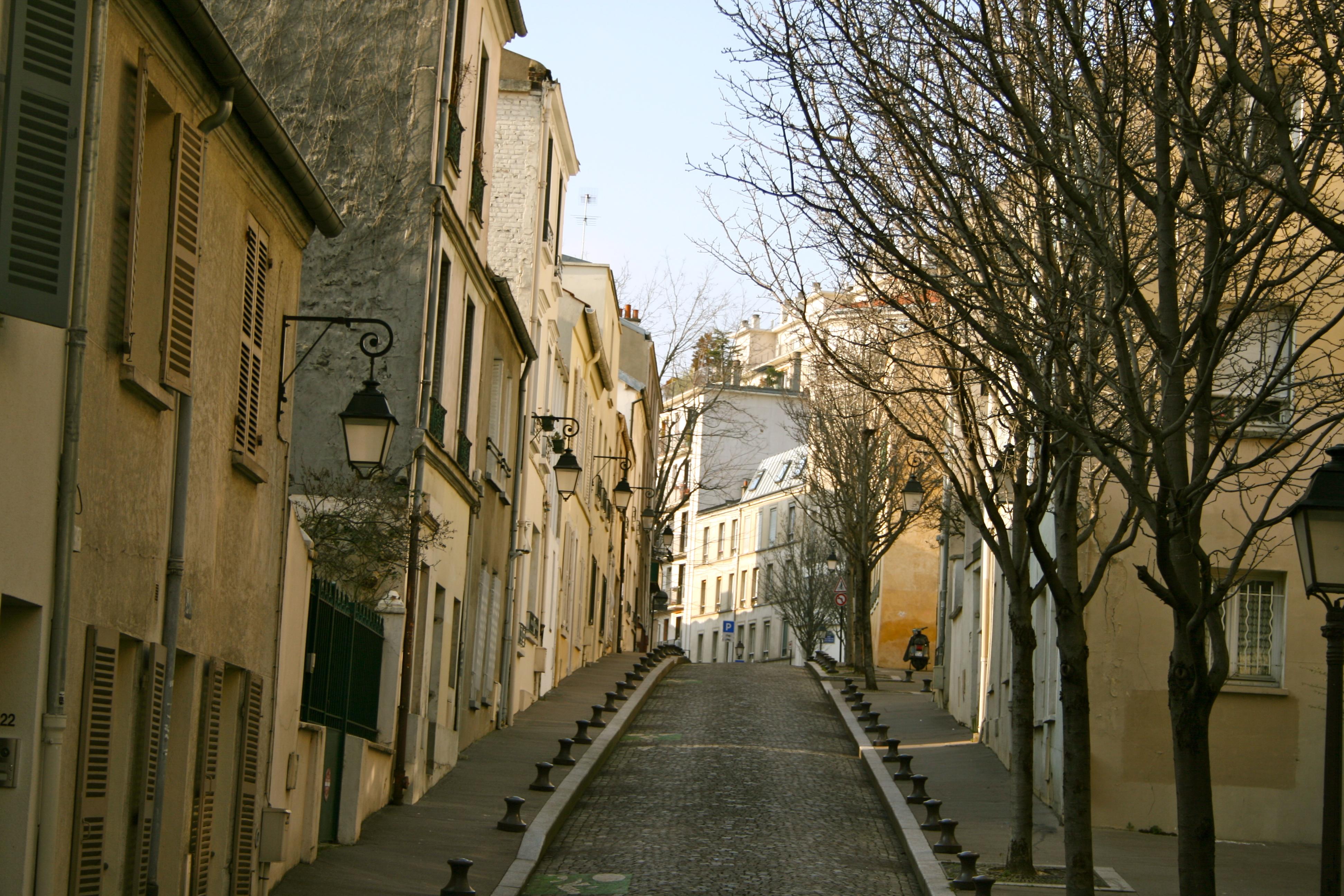 Paris je t aime de neta el blog de laloren - Restaurant buttes aux cailles ...