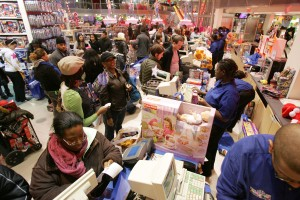 """Black Friday"" Marks Launch Of Holiday Shopping Season"