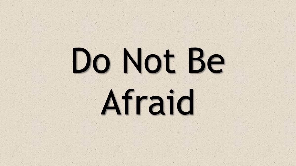 Guerra contra el miedo